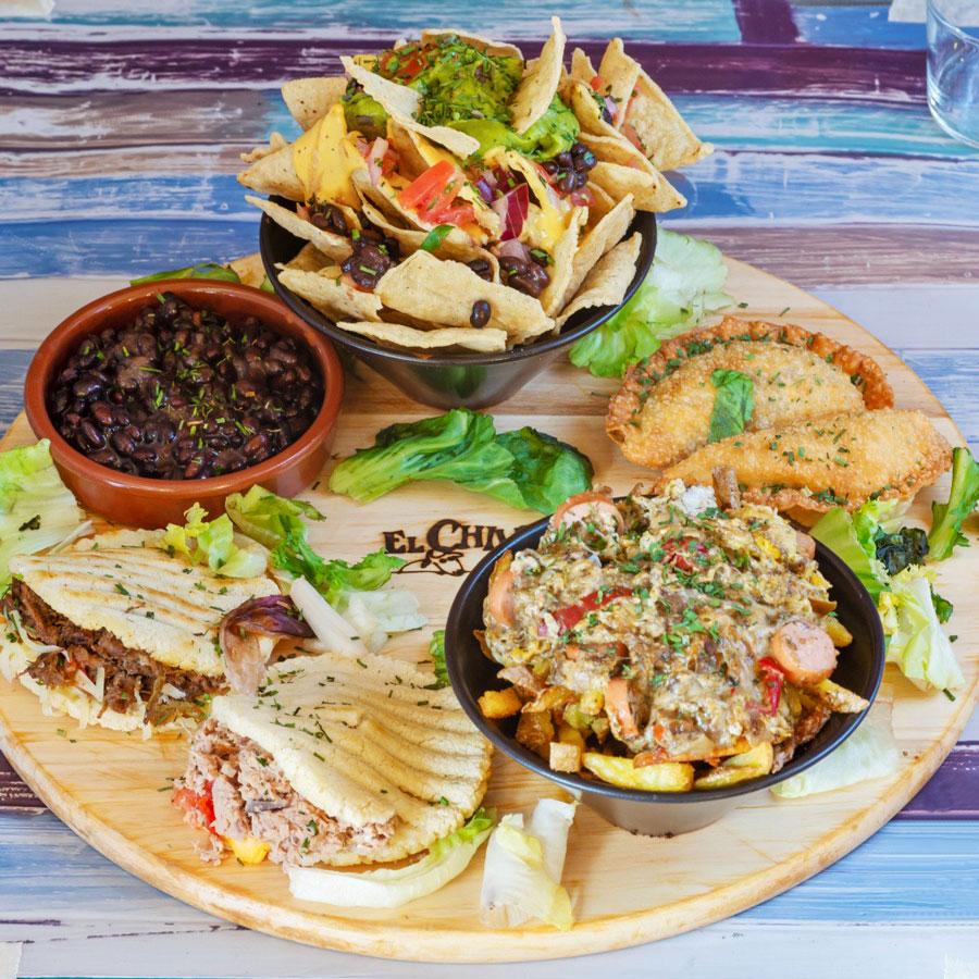 El Chivito, franchise cuisine mexicaine