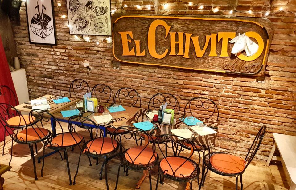 El Chivito, devenir franchisé