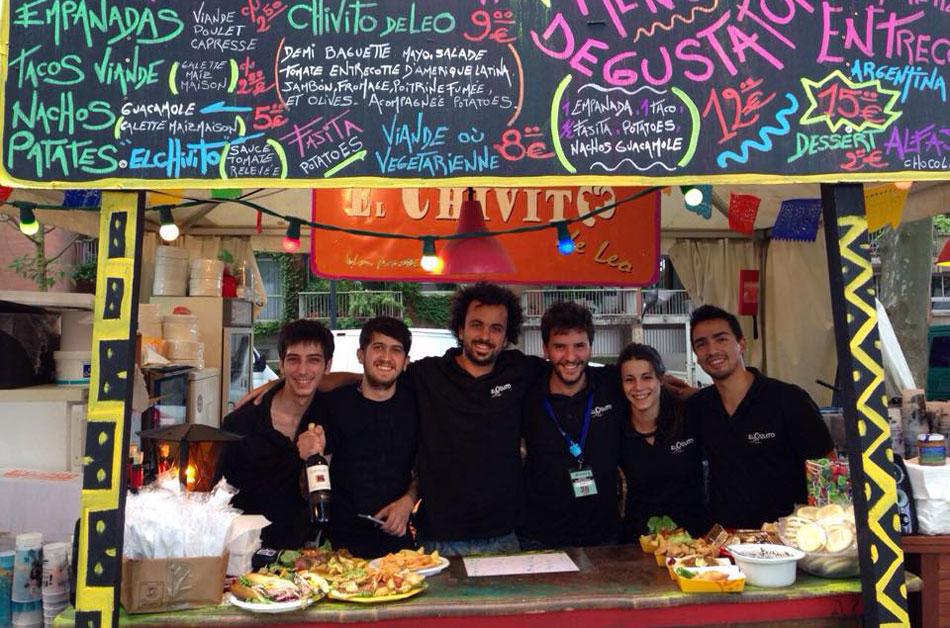 Restaurant El Chivito